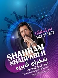tickets for shahram shabpare live in sydney in hornsby from shahram shabpare live in sydney