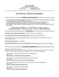 click here to download this electrical engineer resume template httpwww resume format for quality engineer