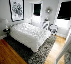 big grey rugs white stand l contemporary picture bed cover bedroom grey white