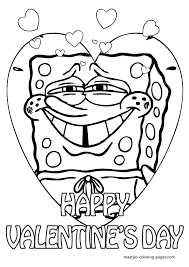 Small Picture Valentine day coloring pages printable Archives gobel coloring page