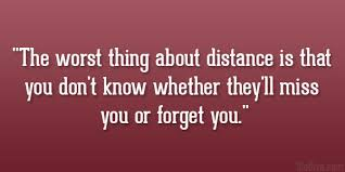 Image result for long distance quotes
