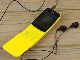 Обзор <b>Nokia 8110</b> 4G: эпатажный «банан» из прошлого - 4PDA