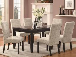 Fabrics For Dining Room Chairs Fabric Ideas For Dining Room Chairs Modern Home Interior Design