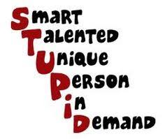 Quotes on Pinterest | Stupid Quotes, Stupid People and Smart People via Relatably.com