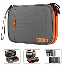 Portable Electronic Accessories Travel case,<b>Cable Organizer</b> Bag ...