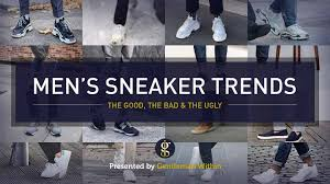 Sneaker Trends for <b>Men</b> in <b>2020</b> & Beyond (The Good, Bad & Ugly)