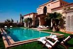 Vente villa golf Marrakech, villa sur domaine - immobilier a marrakech