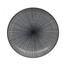 <b>Тарелка</b> 15.5 см, черная, фарфор, серия SENDAN, <b>Tokyo Design</b> ...