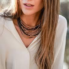 Купить <b>Ожерелье</b> «Omariba» ручной работы в бутиках <b>UNOde50</b>