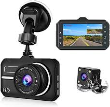 【2020 New Version】 CHORTAU Dash Cam Front and Rear FHD ...
