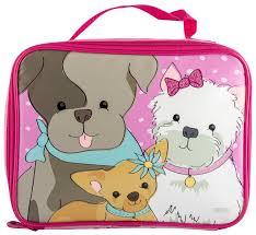 Купить <b>Детская сумка</b>-термос <b>Puppy Days</b> Soft Kit по низкой цене ...