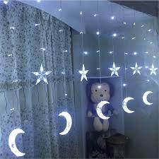EID Mubarak <b>Star Moon Led</b> Light Strip Ramadan Decoration for ...