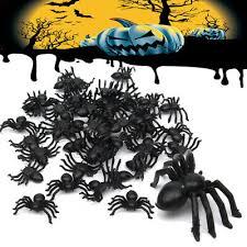 Lots Plastic Luminous Spiders Spooky <b>Simulated Spider Web</b> ...