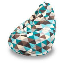 «<b>Кресло</b>-<b>мешок груша</b> xxl, жаккард <b>ромб</b>» — Мебель — купить на ...