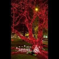 «BEAUTY LED <b>Гирлянды</b> на дерево Клип Лайт Quality <b>Light</b> 30 м ...