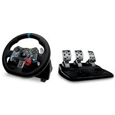 Купить <b>Руль Logitech G29 Driving</b> Force (941-000112) в каталоге ...