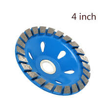 4 Inch <b>Diamond</b> Grinding Disc Cup Wheel for Grinder Concrete ...