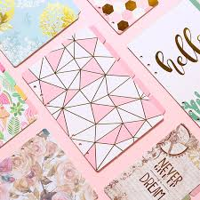1set/lot <b>A5 A6 Creative Cute</b> Notebooks Series Separation Page 6 ...