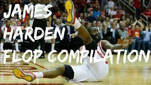 James Harden Flop Compilation | Highlights - YouTube