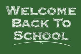Image result for welcome back to school images