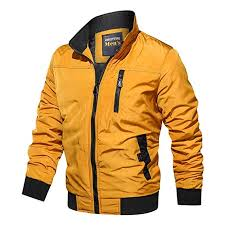 Buy Sunward <b>Men's Autumn Winter</b> Casual Outwear Pure Color ...
