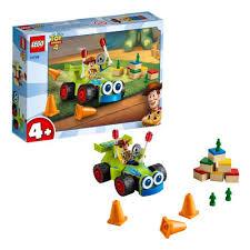 <b>Конструктор LEGO</b>® Disney Pixar <b>Toy</b> Story 4 10766 Вуди на ...