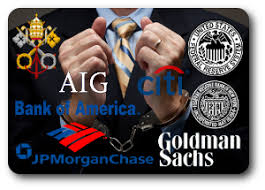 Image result for FEDERAL RESERVE CRIME SYNDICATE