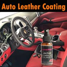 CoaterPRO Auto interior Leather/Vinyl coating Upholstery coat make ...