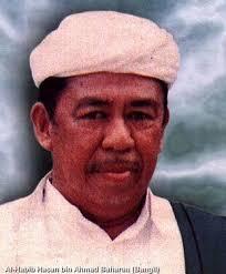 Habib Hasan bin Ahmad Baharun