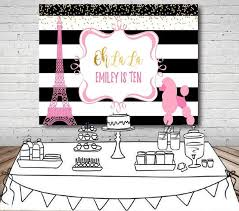 <b>hot sale</b> custom <b>french</b> paris eiffel tower black and white striped dog ...