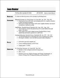 ideas about chronological resume template on pinterest    onebuckresume resume layout resume examples resume builder resume samples resume templates resume template resume writing resume cover letter sample resume