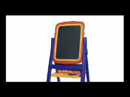 UOI <b>Double</b> Sided Easel from Toys R Us - YouTube