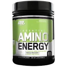 <b>Essential Amino Energy</b> - <b>GREEN</b> APPLE (1.29 Pound Powder) by ...