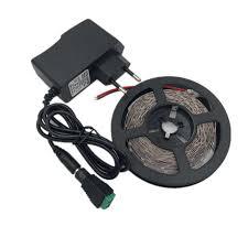 <b>ECLH</b> AC 220V 1M 60LED IP65 Waterproof 5050 <b>SMD</b> Flexible <b>LED</b> ...