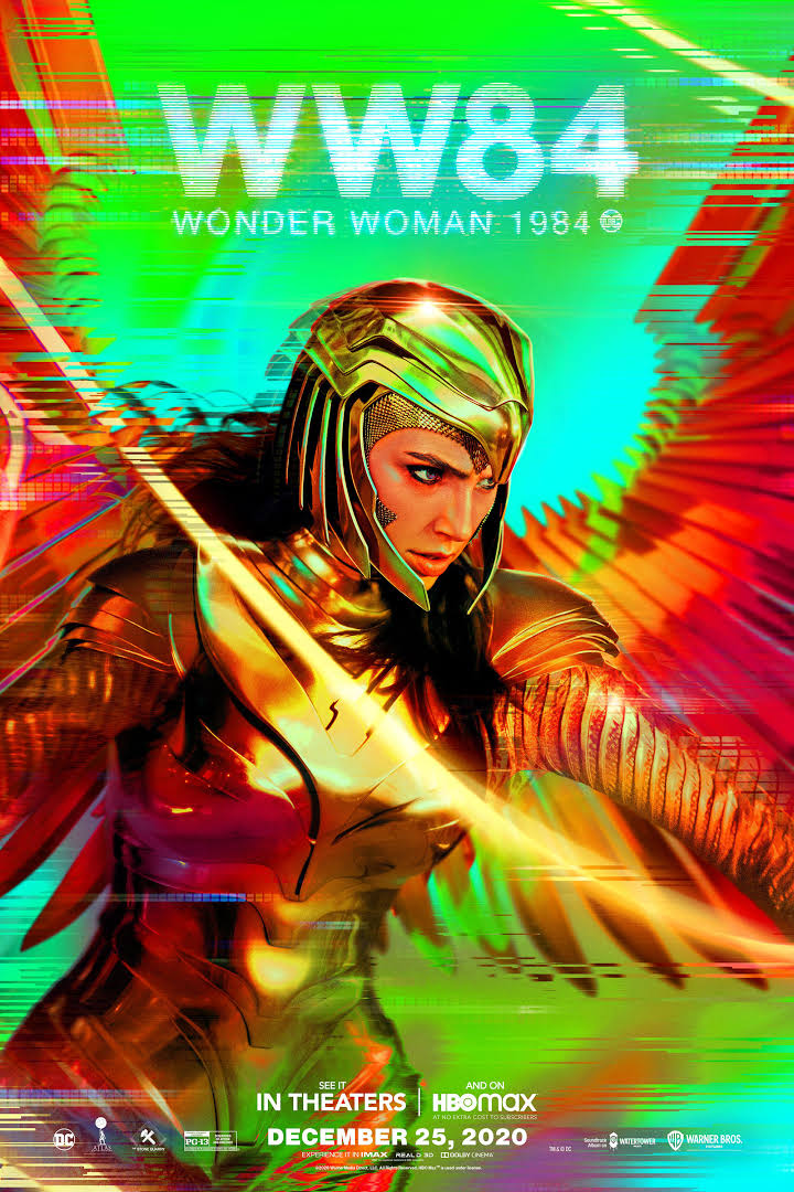 Download Wonder Woman 1984 (2020) Dual Audio {Hindi-English} 480p 720p