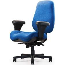side view of neutral posture btc16900 big and tall jr intensive use office chair big office chairs big tall
