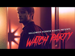 Halloween Horror Nights 2019 Teaser - Watch Party - YouTube
