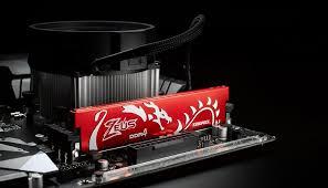<b>Kingmax Zeus</b> Dragon RGB: яркие <b>модули памяти</b> DDR4