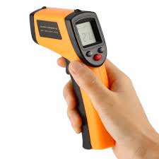 GM320 Dropshipping Non Contact <b>Laser LCD</b> Display IR Infrared ...