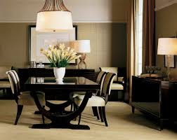 Baker Dining Room Table Nice Dining Room With White Long Dining Table And Cute Purple
