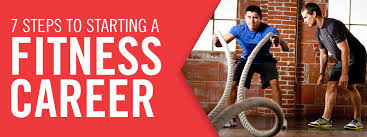 7 steps to starting a fitness career certified fitness trainer salary