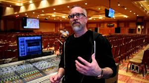 Mixing <b>Garbage Live</b> with Brad Divens   Videos   Waves