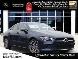 New 2020 Mercedes-Benz CLA 250 for Sale in Austin, TX 78701 ...