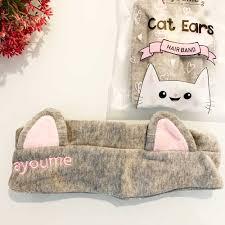 Купить <b>повязку для волос</b> Ayoume <b>Hair</b> Band Cat Ears в Москве и ...