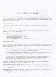 to write a short essay for college essay structure harvard college writing center