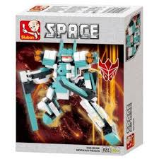 Educational Toys | <b>Sluban</b> M38-B0386 <b>Model Building Kits</b> action ...