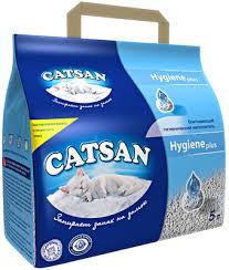 УЦЕНКА <b>catsan</b> Впитывающий <b>наполнитель</b>, <b>10л</b> - 9570