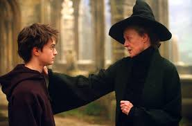 Image result for harry potter with mcgonagall
