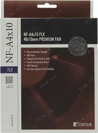 <b>Noctua NF</b>-<b>A4X10</b> — купить в Ростове-на-Дону | Низкие цены на ...