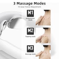 <b>Smart Electric Neck and</b> Shoulder Massager